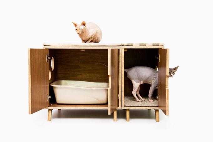 домики для кішок